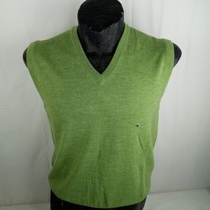 """346"" Brooks Brothers Mens Sleeveless Sweater Vest"